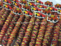 where to buy chocolate covered pretzel rods cars themed chocolate covered pretzel rods 1 dozen