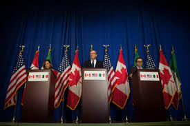 Flag Of Mexico Picture Canadian Dollar And Mexican Peso Fall On Nervousness Over Nafta Wsj