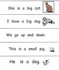 kindergarten phonics worksheets free printable word family