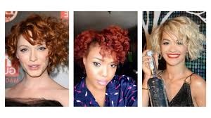 spiral perm fine short hair hairstyle picture magz