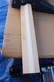 Kitchen Cabinet Top Molding by My Diy Kitchen Cabinet Crown Molding How To Fake The Look