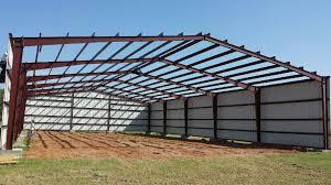 Barn Truss Metal Buildings Wheeler Metals