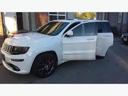 jeep grand srt8 2014 2014 jeep grand srt8 surrey incl white rock vancouver