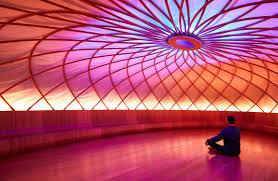 the perfect meditation space is iinscape in new york city
