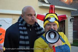 Despicable Minion Costume 100 Hilarious Homemade Despicable Minions Costumes