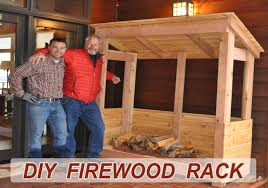 firewood rack archives diy projects with pete