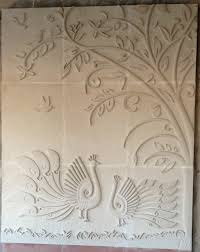 Stone Wall Mural Natural Stone Exporter Suppliers Manufacturer Moon Exports