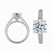 cathedral setting diamond settings a definitive guide the jewellery editor