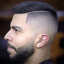 razor cut hairstyle with spiky on top razor fade haircut men s haircuts hairstyles 2018