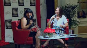 E L James Watch Extended Interview With U0027fifty Shades U0027 Author E L James