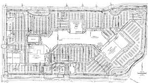 valley fair mall site plan pre expansion this from 1997 be u2026 flickr