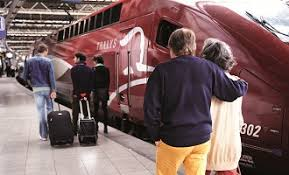 Thalys Comfort 1 Opt For High Speed Trains Thalys