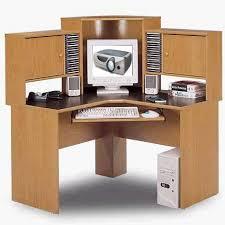Bush Furniture Corner Desk Pretentious Bush Furniture Corner Desk Office Cabot With Hutch