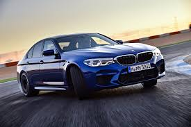 bmw van 2018 bmw m5 first drive v8 and awd for the most advanced m car