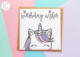 Birthday Card Sender Best 25 Unicorn Cards Ideas On Pinterest Diy Unicorn Birthday