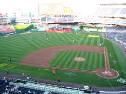 Miller Park Seating Map The Capital Conjecture Breaking Down Nationals Park Seating U2013 The