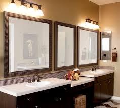 Bronze Bathroom Mirror Aged Bronze Bathroom Mirror Bathroom Mirrors Ideas