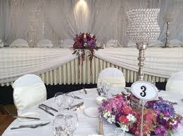 wedding backdrop hire newcastle add a sparkle chair cover hire company in newcastle uk