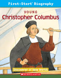 young christopher columbus by eric carpenter scholastic