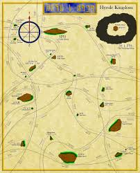 Wind Waker Map Zelda Maps Favourites By Feanor144 On Deviantart