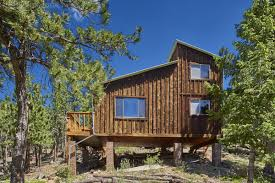 Tiny Home Colorado Tiny Off Grid Cabin In The Colorado Mountains Asks 175k Curbed