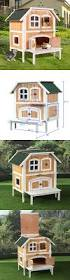 Outdoor Kennel Ideas by Dog Houses 108884 Cat Pet Cottage House Wooden Raised Elevated