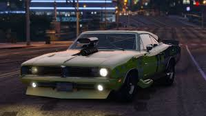dodge charger 1969 dodge charger r t add on replace tuning hq gta5