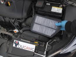 how to replace engine air filter hyundai elantra 2011 16