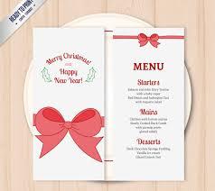 35 christmas menu templates free u0026 premium download