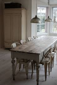 Farmhouse Dining Room Tables Best 25 Antique Farm Table Ideas On Pinterest Kitchen Dining
