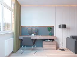 Home Office Designs by 5 Ideas For A One Bedroom Apartment With Study Includes Floor Plans