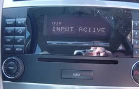 How Much To Install An Aux Port In Car Aux Input For 2005 W203 W Pics Mercedes Benz Forum