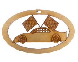 car ornament etsy