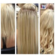 micro bead hair extensions bonitta beauty hair salon ny cosmetics topix