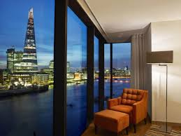 Luxury  Star London Apartment Deluxe Two Bedroom River View - Two bedroom apartment london