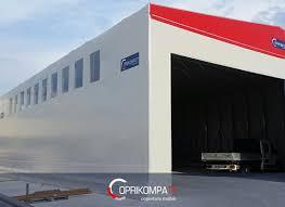 capannoni prefabbricati economici capannone mobile senza concessione edilizia coprikompatt