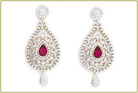 diamond chandelier earrings indian diamond chandelier earrings thesecretconsul