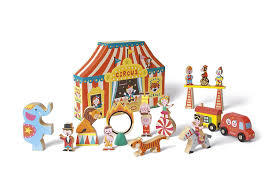 amazon com janod story box circus toys u0026 games