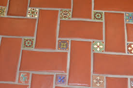 tile kitchen countertops pictures ideas from hgtv red tiled island