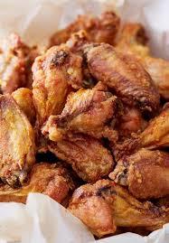 best 25 fry chicken wings ideas on crispy baked