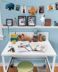 Restoration Hardware Kids Desk by Organized Kids U0027 Spaces Martha Stewart