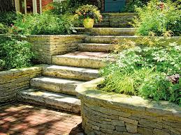garten treppe mit treppen gärten gestalten gartengestaltung dekoration