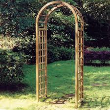 garden arches internet gardener