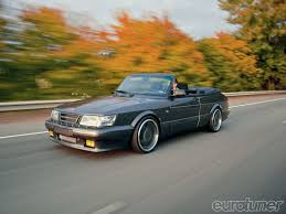 classic saab 1987 saab 900 turbo 335 wheel horsepower eurotuner magazine