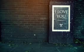 love text wall hd wallpaper 207414