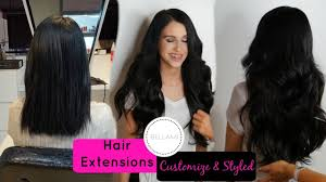 lilly hair extensions my bellami hair extensions customized styled bellami beauty
