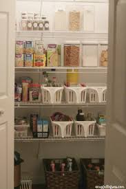 how to organize your pantry a cup full of sass
