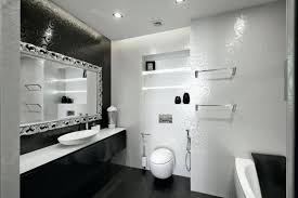 Black And Yellow Bathroom Black And White Bathroom Designsblack And White Small Bathroom