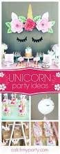 best 25 unicorn birthday parties ideas on pinterest rainbow swoon over this wonderful unicorn birthday party the unicorn backdrop with the paper flowers is