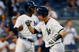 Yankees Prospect Showdown Aaron Judge Vs Gary Sanchez - yankees announce wild card roster with some notable omissions